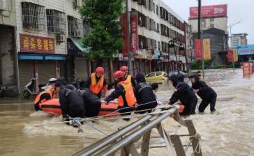 郑州暴雨 锦江酒店紧急支援